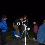 Typical amateur telescope, 200mm Newtonian